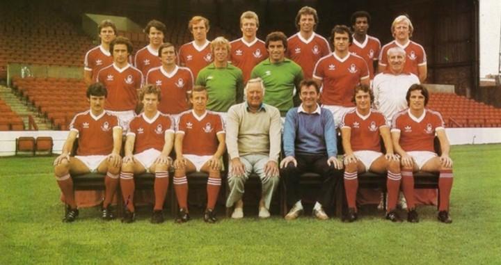Coppa Campioni 1979/80: NOTTINGHAM FOREST