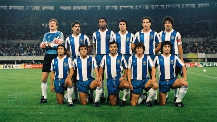 Coppa Campioni 1986/87: PORTO