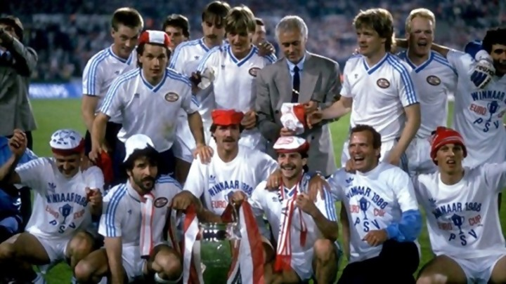 Coppa Campioni 1987/88: PSV EINDHOVEN
