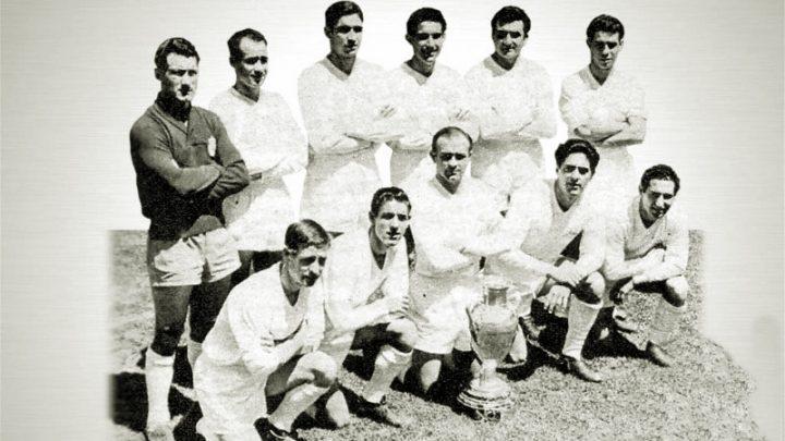 Coppa Campioni 1956/57: REAL MADRID