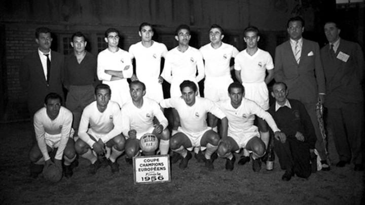 Coppa Campioni 1955/56: REAL MADRID
