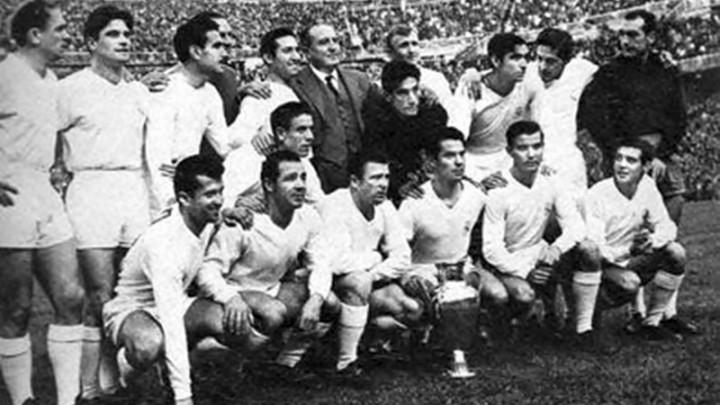 Coppa Campioni 1958/59: REAL MADRID
