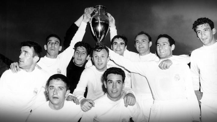 Coppa Campioni 1959/60: REAL MADRID