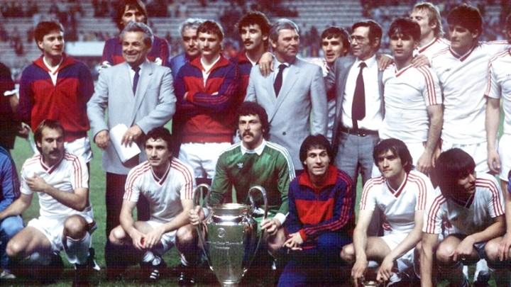 Coppa Campioni 1985/86: STEAUA BUCAREST