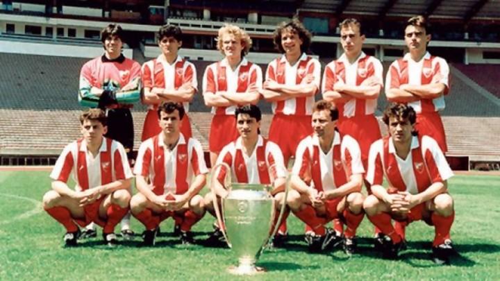 Coppa Campioni 1990/91: STELLA ROSSA