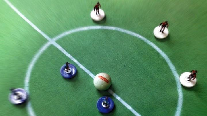 Subbuteo: il calcio in punta di dita