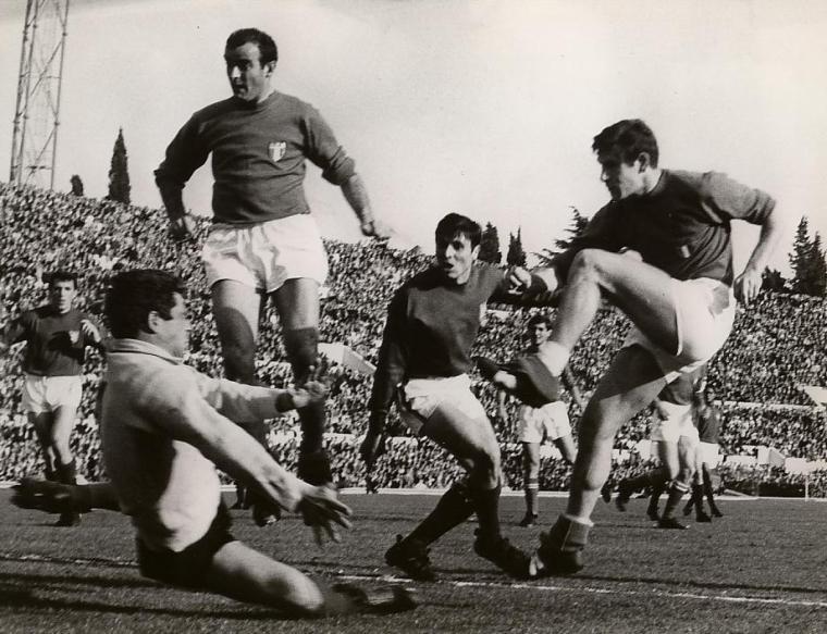 Il gol in maglia azzurra contro il Portogallo
