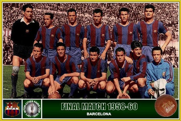 Coppa delle Fiere 1958-60: BARCELLONA