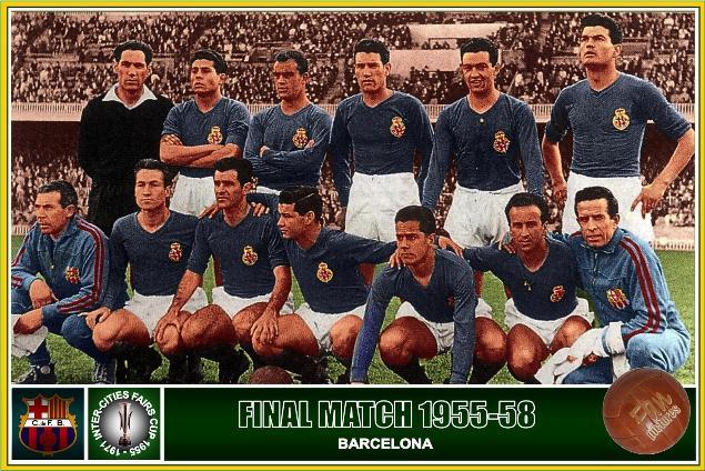Coppa delle Fiere 1955-58: BARCELLONA