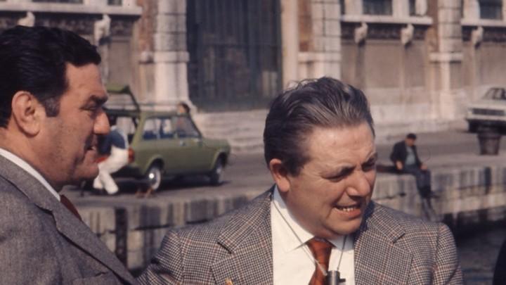 """Gianni Brera: """"…caro, vecchio Nereo…"""""""