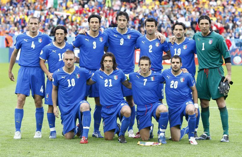 L'Italia di Donadoni schierata contro la Romania