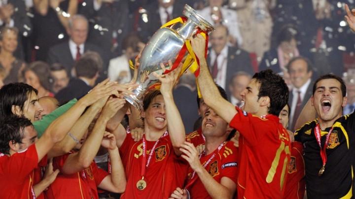 EURO 2008: SPAGNA