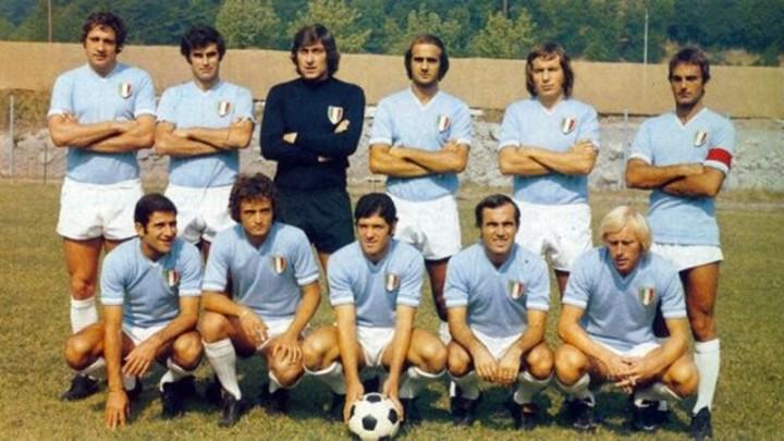 Lazio 1974: Il sapore della prima volta