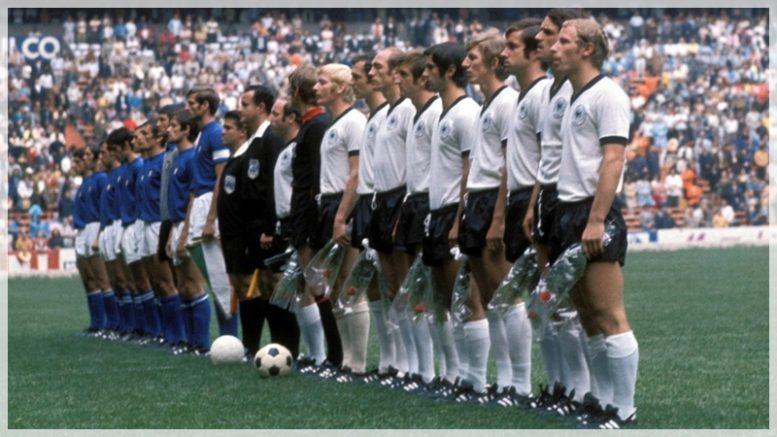 Mondiali 1970  Italia-Germania Ovest 4-3 – Storie di Calcio f5dfd01c50a5e