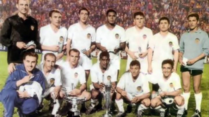 Coppa delle Fiere 1962-63: VALENCIA
