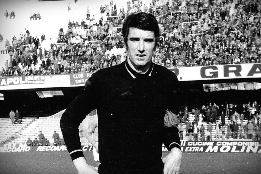Zoff a Napoli: 143 presenze tra il 1967 e il 1972