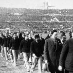 – Cerimonia di inaugurazione; la delegazione uruguaiana
