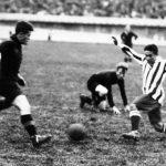 Paraguay-Belgio 1-0; una fase dell incontro