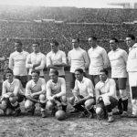Uruguay-Argentina 4-2; la formazione di casa prima del match