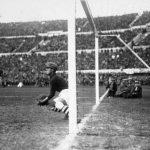 Uruguay-Romania 4-0; il portiere romeno Lapusneanu