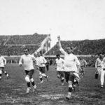 Uruguay-Romania 4-0; la gioia della celeste a fine match