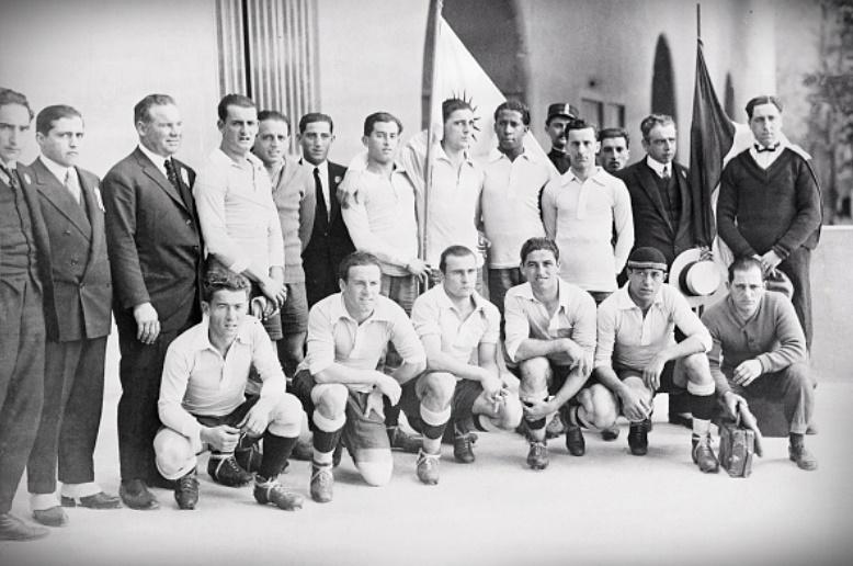 L'Uruguay campione olimpico