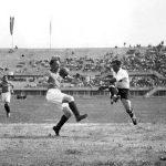 Austria-Francia 3-2; Jacques Mairesse e Anton Schall