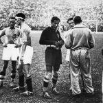 Italia-Cecoslovacchia 2-1; Pozzo catechizza i suoi prima dei supplementari