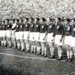 Italia-Cecoslovacchia 2-1; la Cecoslovacchia