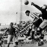 Svezia-Argentina 3-2, uscita di Rydberg su De Vincenzi