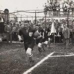 Svizzera-Olanda 3-2; l'entrata in campo dell'Olanda