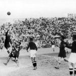Svizzera-Olanda 3-2; una fase del match