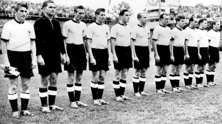 Risultati immagini per campionati del mondo fifa 1954