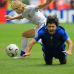 Football World Cup, Germany 2006 – Game 41: Czech Rep – Italy