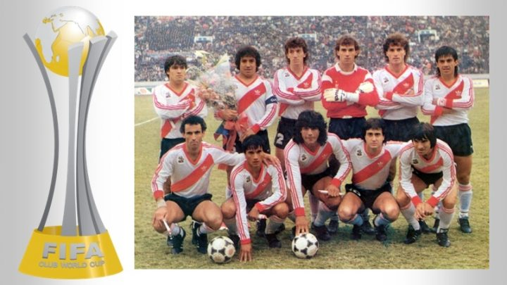 1986: RIVER PLATE