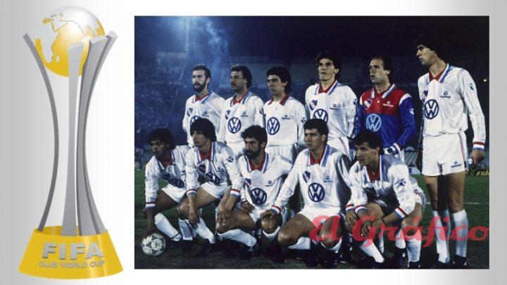 1988: NACIONAL MONTEVIDEO