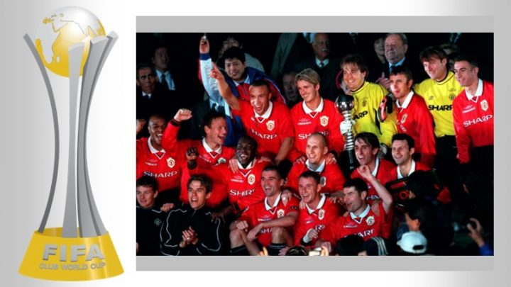 1999: MANCHESTER UNITED