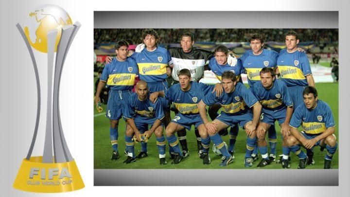 2000: BOCA JUNIORS
