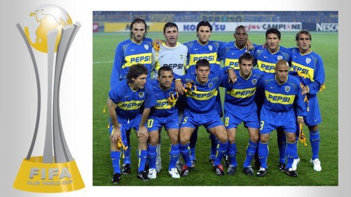 2003: BOCA JUNIORS