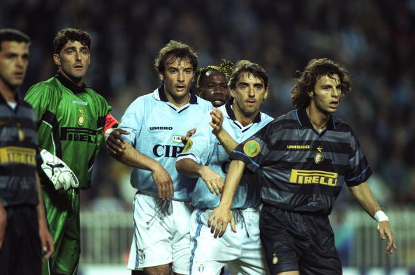 Inter Milan players