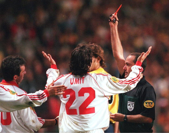 GALATASARAY ISTANBUL UEFA POKALSIEGER 2000