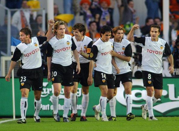 Valencia's Spanish midfielder Rodriguez