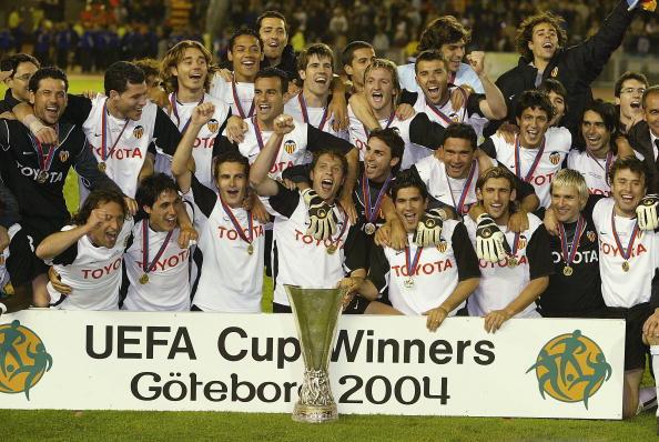 Valencia v Olympique de Marseille