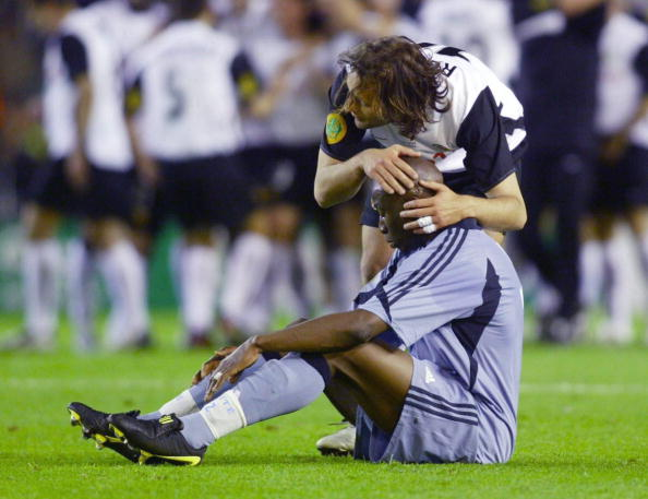 UEFA Pokal 03/04 Finale, Olympique Marseille-FC Valencia