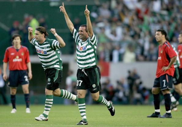 CSKA Moscow v Sporting Lisbon UEFA Cup Final