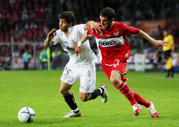 UEFA Cup Final: Middlesbrough v Sevilla