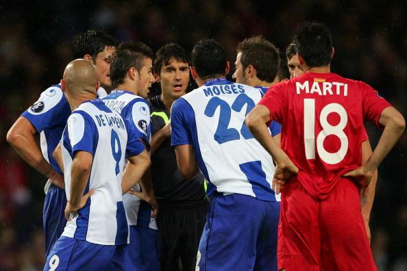 UEFA Cup Final: Espanyol v Sevilla