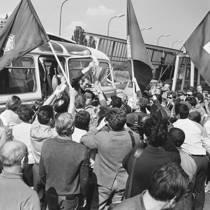 Slovan de Bratislava CoppaCoppe 1969_06