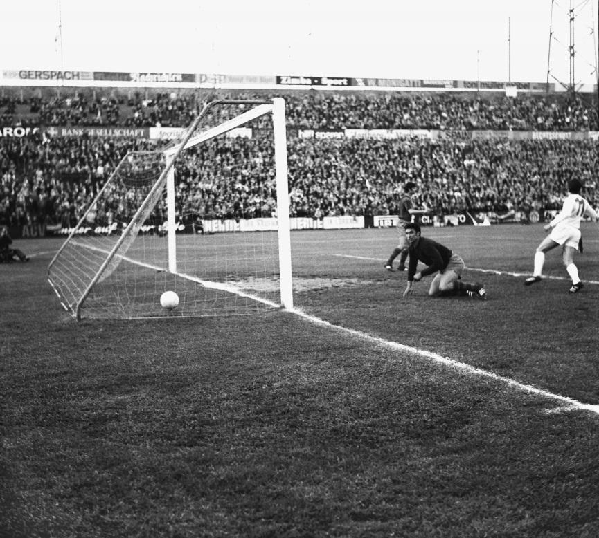 Slovan de Bratislava CoppaCoppe 1969_12