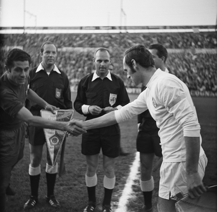 Slovan de Bratislava CoppaCoppe 1969_15